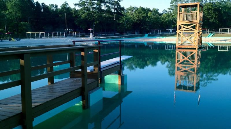 Swimming Pool Management Fayetteville Nc