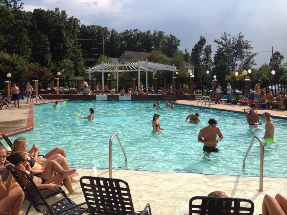Cary nc pool maintenance management aqua operators for Swimming pool supplies raleigh nc